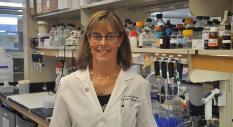Photo of Dr. Alison Allan