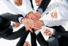 Photo representing teamwork